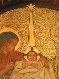 Geburt Jesu Bergkirche